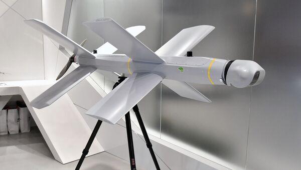 Дрон-камикадзе Лансет, разработанный в России - Sputnik Беларусь