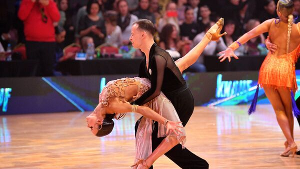 Лацінаамерыканскі танец - Sputnik Беларусь