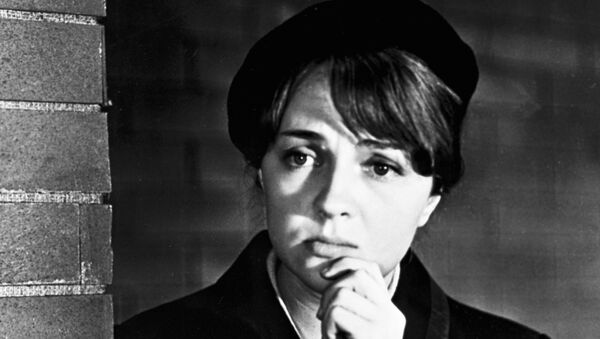 Актриса Екатерина Градова в роли радистки Кэт - Sputnik Беларусь