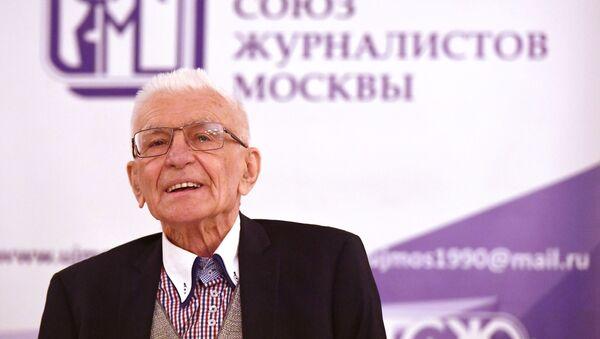 Сценарист, критик, публицист Даль Орлов - Sputnik Беларусь