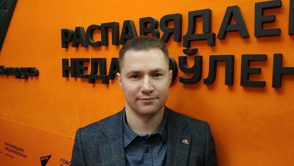 Лущ: мы настроены решительно и пришли не на один день - Sputnik Беларусь