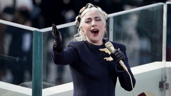 Американская исполнительница Леди Гага - Sputnik Беларусь