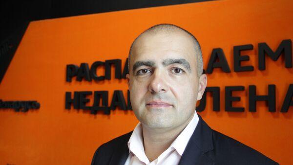 Лидер ЛДПБ, депутат Палаты представителей Нацсобрания Беларуси Олег Гайдукевич - Sputnik Беларусь