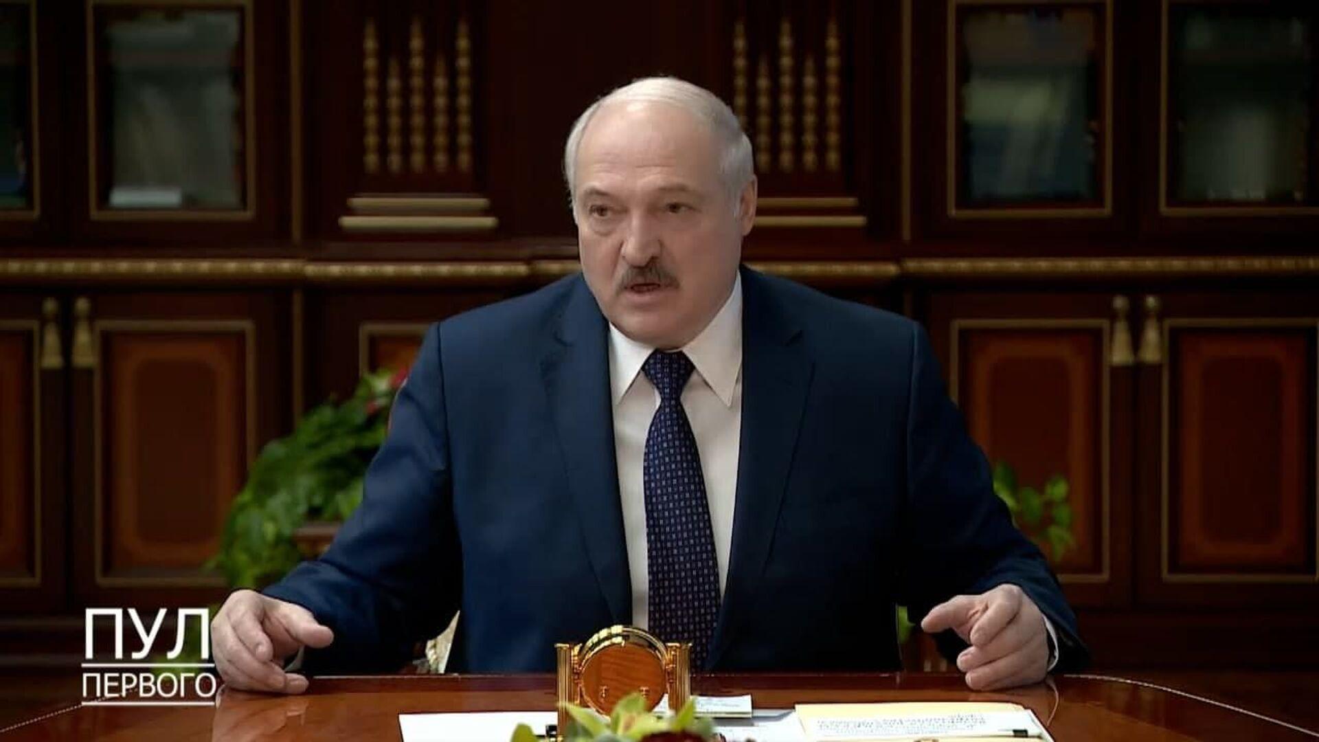 Лукашенко назвал брехней и выдумками публикации о встрече в Сочи - Sputnik Беларусь, 1920, 02.03.2021