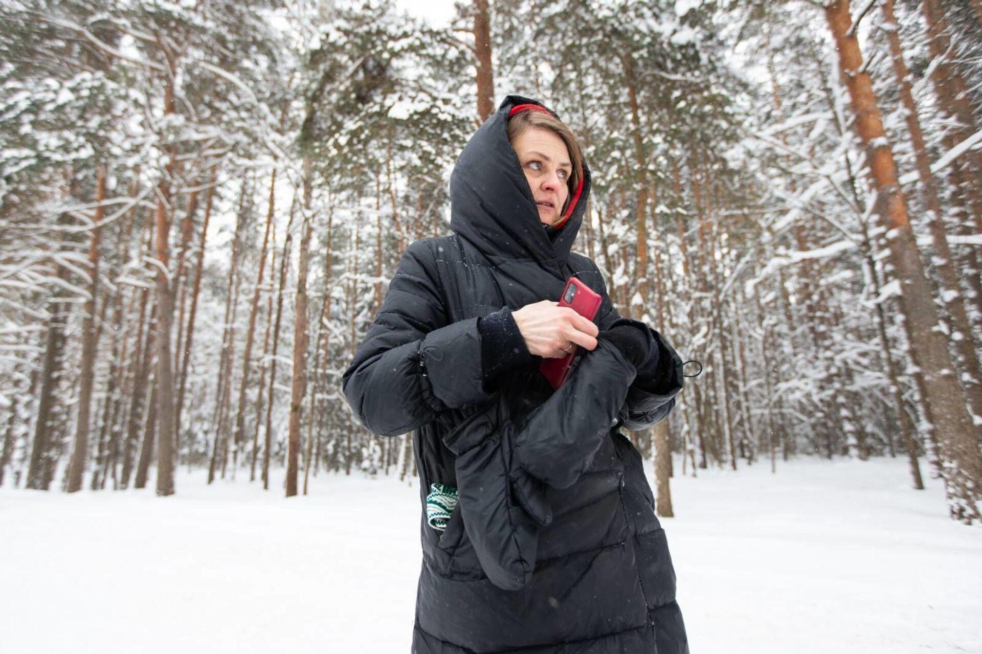 Белорусский дизайнер победила на фэшн-шоу в Лондоне - Sputnik Беларусь, 1920, 03.03.2021