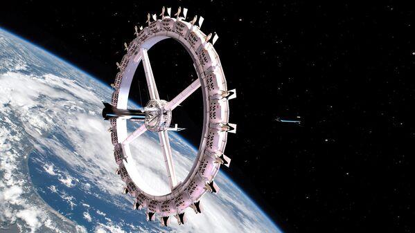 Космический отель Voyager Station - Sputnik Беларусь