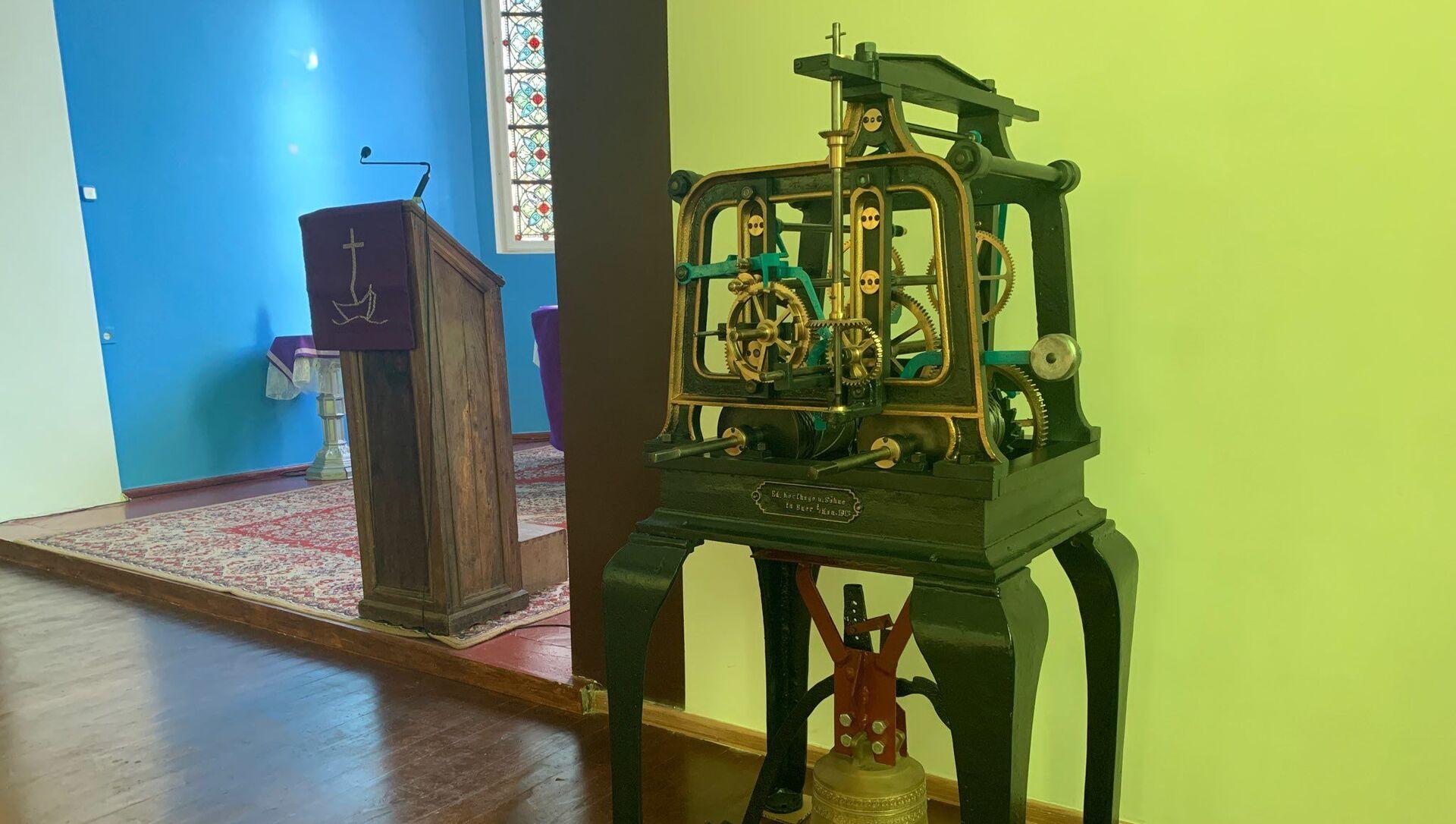 Часы из лютеранского храма в Гродно - Sputnik Беларусь, 1920, 03.03.2021