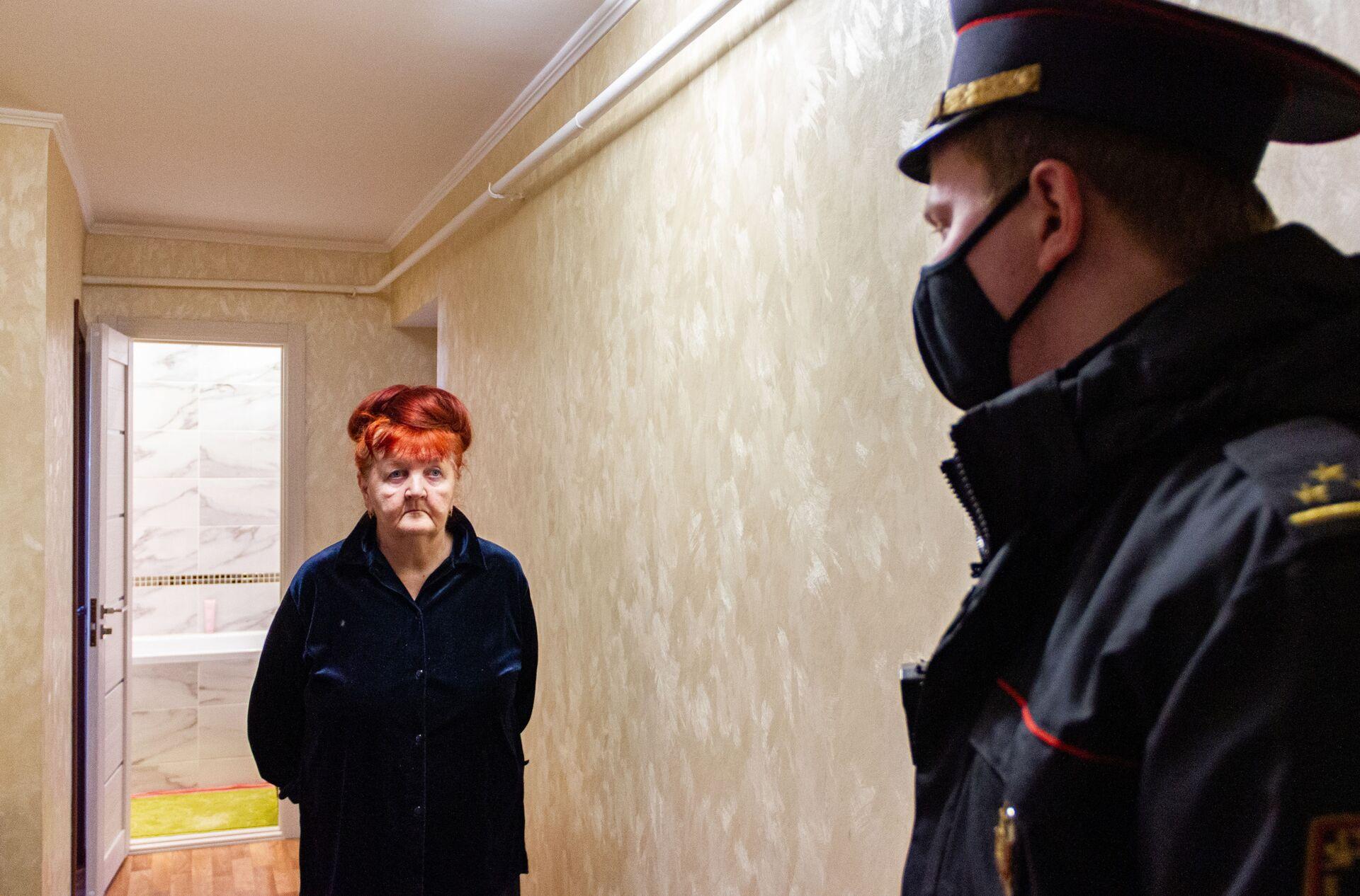 Вызывай милицию – непростые будни сельского участкового - Sputnik Беларусь, 1920, 04.03.2021