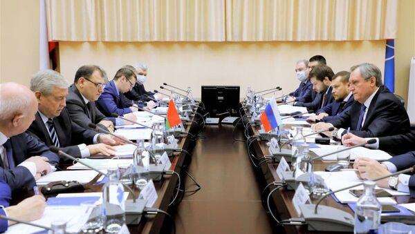 Беларусь і Расія абмеркавалі супрацоўніцтва ў сферы энергетыкі - Sputnik Беларусь