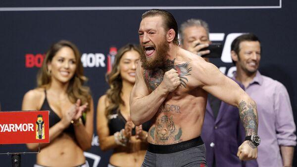 Ирландский боец UFC Конор Макгрегор - Sputnik Беларусь