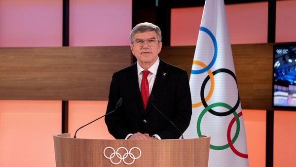 Президент МОК Томас Бах - Sputnik Беларусь
