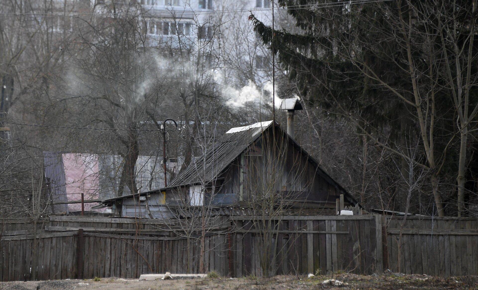 Деревня в Минске: одни сидят на чемоданах, другие воюют с застройщиками - Sputnik Беларусь, 1920, 12.03.2021