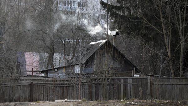 Чарвякова-Арлоўская: сапраўдная вёска - Sputnik Беларусь