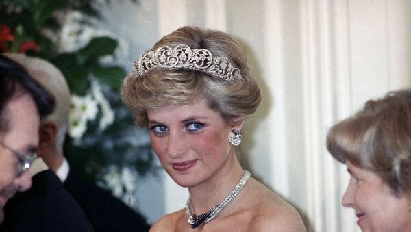 Принцесса Диана, архивное фото - Sputnik Беларусь