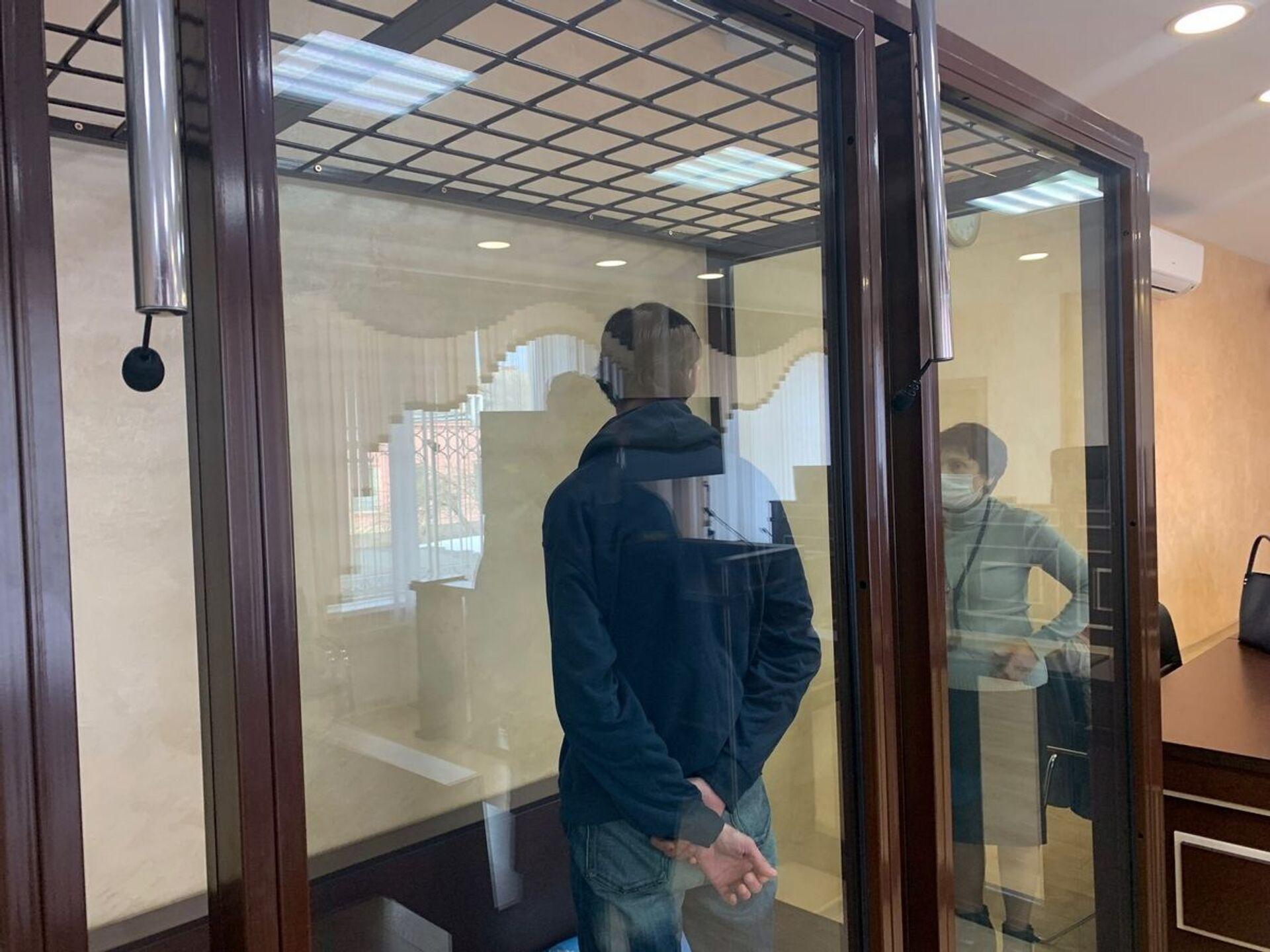 Расчленил и закопал: дело о жестоком убийстве рассматривают в Гродно - Sputnik Беларусь, 1920, 15.03.2021