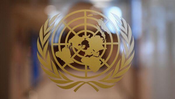 Логотип ООН - Sputnik Беларусь