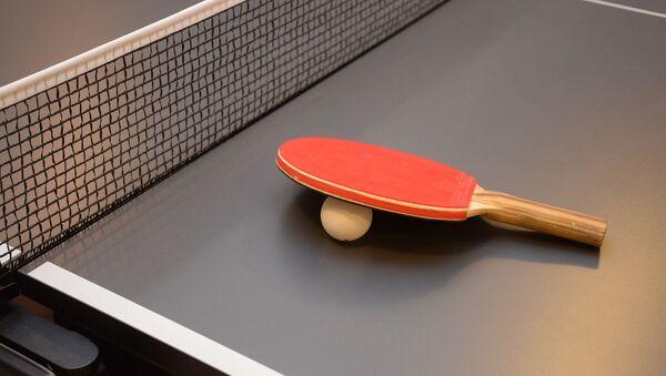 Настольный теннис, архивное фото - Sputnik Беларусь