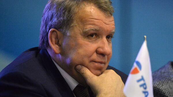 Белорусский предприниматель, владелец группы компаний Трайпл Юрий Чиж - Sputnik Беларусь