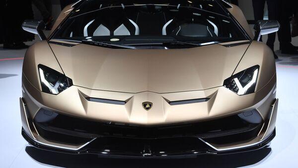 Lamborghini Aventador, архивное фото - Sputnik Беларусь