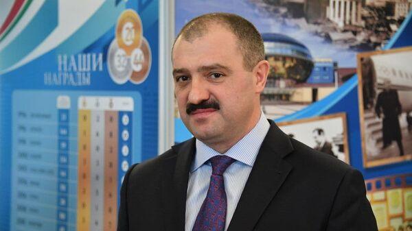 Виктор Лукашенко - Sputnik Беларусь