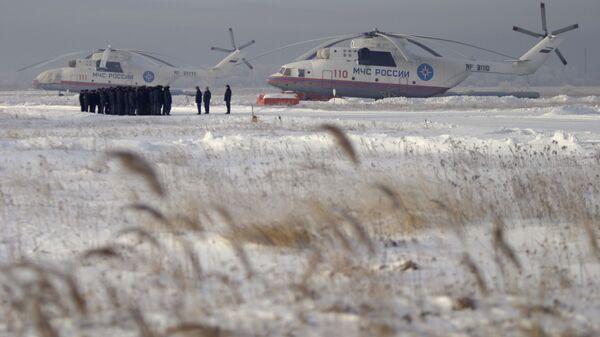 Мобильная авиагруппа МЧС РФ - Sputnik Беларусь