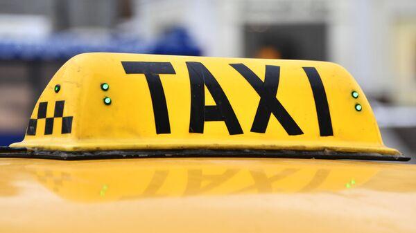 Машына таксі  - Sputnik Беларусь