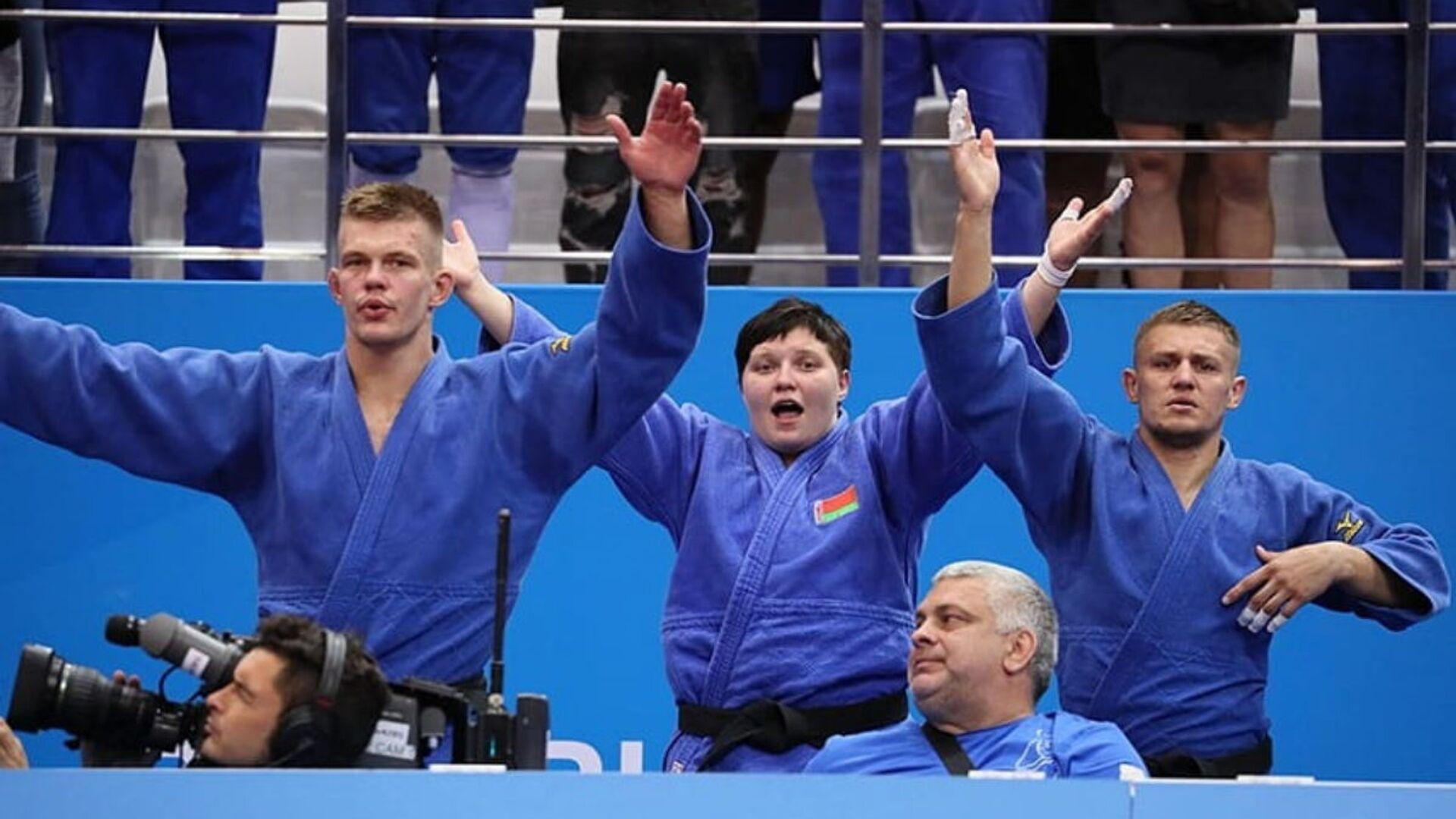 Белорусские дзюдоисты попытают удачу на турнире в Тбилиси - Sputnik Беларусь, 1920, 23.06.2021