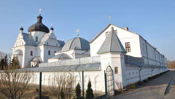 Могилевский Свято-Никольский монастырь - Sputnik Беларусь