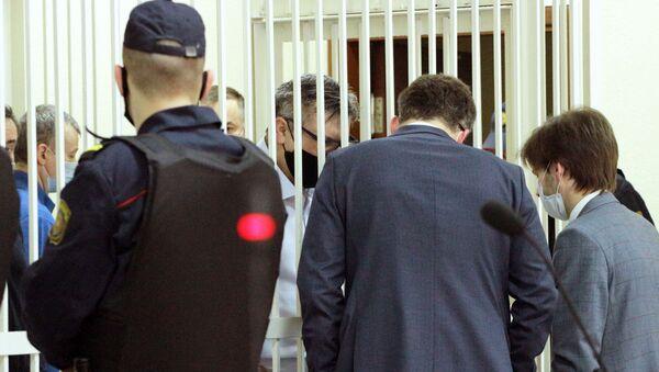 Суд па справе Бабарыкі - Sputnik Беларусь