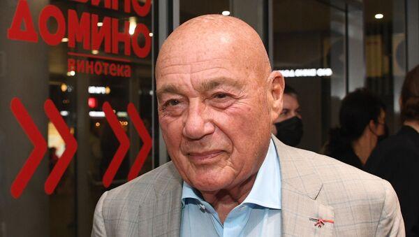 Журналист, телеведущий и писатель Владимир Познер  - Sputnik Беларусь