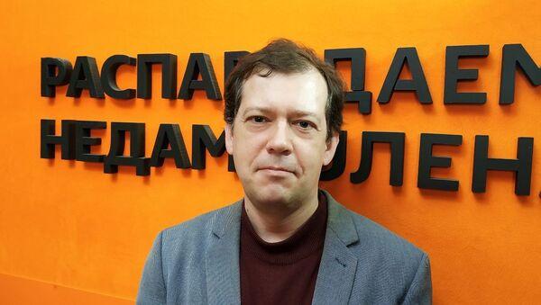 Бондаренко о Ликвидации: трудно снять сериал и избежать ляпов - Sputnik Беларусь