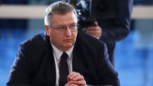Заместитель председателя правительства РФ Алексей Оверчук - Sputnik Беларусь