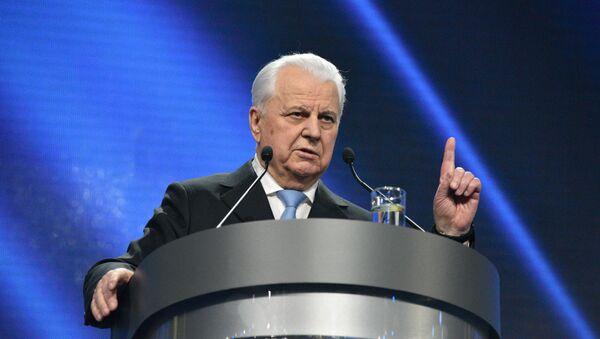 Первый президент Украины Леонид Кравчук - Sputnik Беларусь
