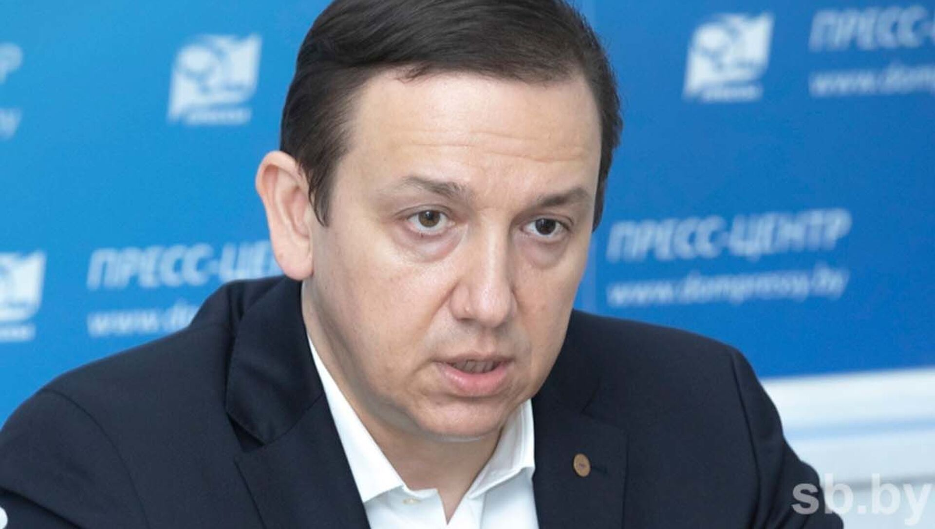 Владимир Перцов назначен министром информации Беларуси - Sputnik Беларусь, 1920, 05.04.2021
