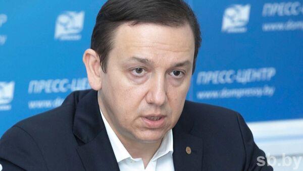 Владимир Перцов назначен министром информации Беларуси - Sputnik Беларусь