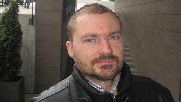 Доктор политических наук Вадим Воловой - Sputnik Беларусь