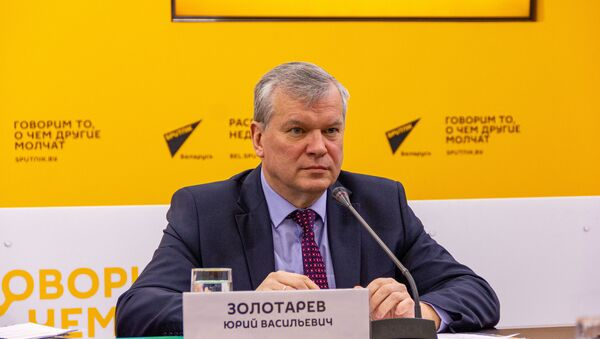 Торговый представитель РФ в Беларуси Юрий Золотарев - Sputnik Беларусь