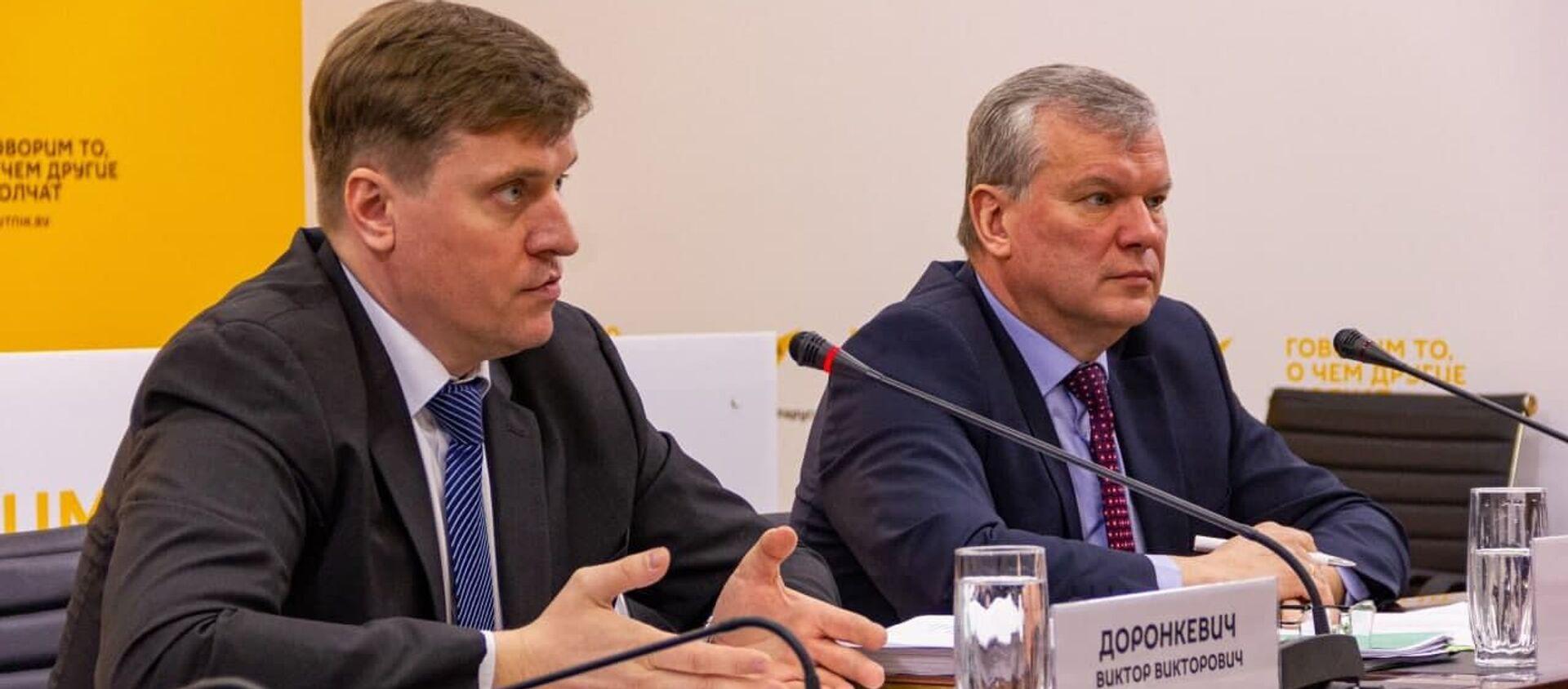 Итоги белорусско-российского экономического сотрудничества за 2020 год - Sputnik Беларусь, 1920, 07.04.2021