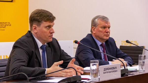 Вынікі беларуска-расійскага эканамічнага супрацоўніцтва за 2020 год - Sputnik Беларусь