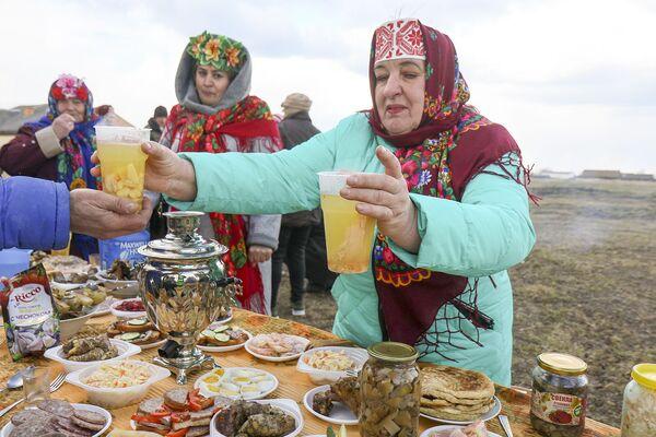 Абрад Закалыхванне на арэлях на Дабравешчанне - Sputnik Беларусь