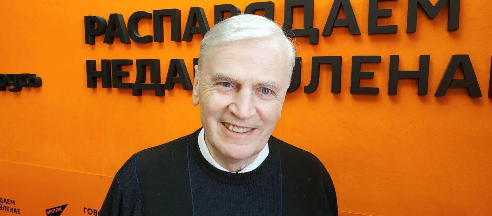Рылатко: коронавирус, скепсис о Евровидении и атака на Славянский базар - Sputnik Беларусь, 1920, 09.04.2021