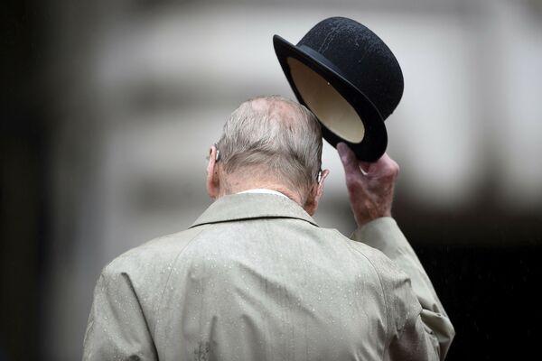 Принц Филипп, герцог Эдинбургский, умер в возрасте 99 лет - Sputnik Беларусь