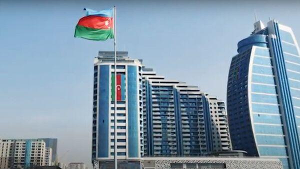 Как изменился Баку со времени последнего визита Лукашенко - видео - Sputnik Беларусь
