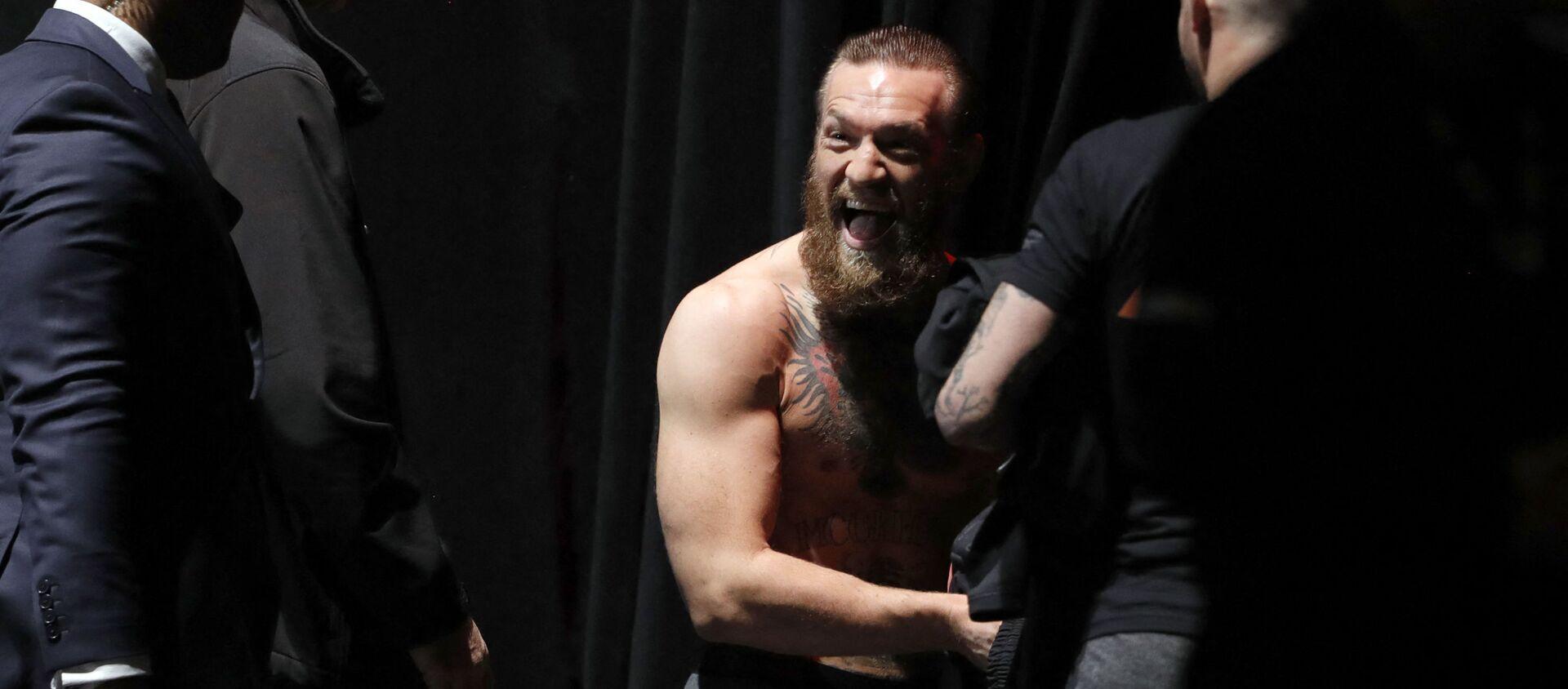 Ирландский боец UFC Конор Макгрегор - Sputnik Беларусь, 1920, 14.04.2021