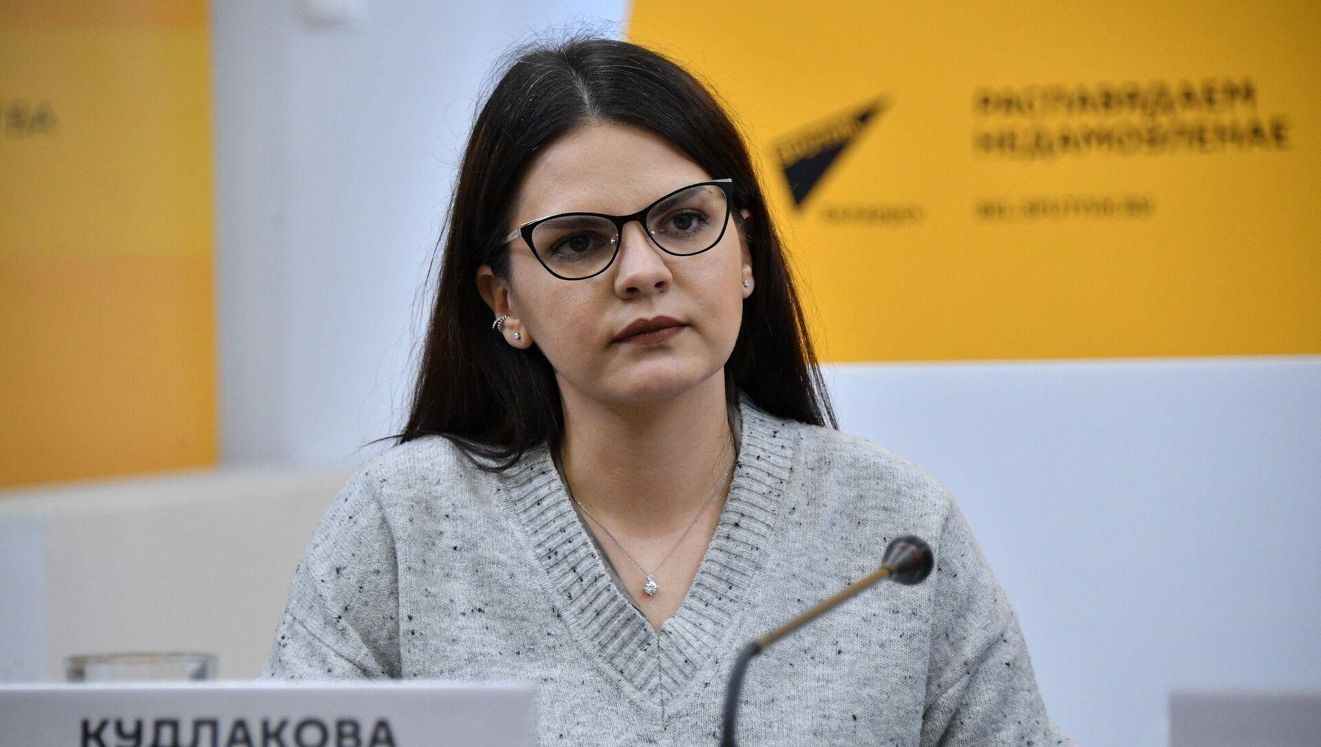 Председатель правления Республиканской ассоциации туристических агентств (РАТА) Елена Кудлакова - Sputnik Беларусь, 1920, 14.04.2021