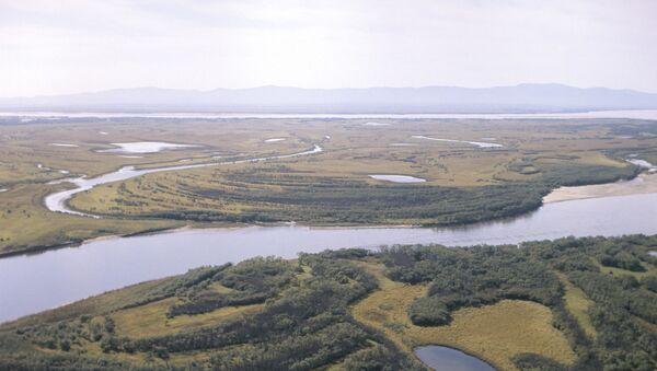 Пейзаж в Хабаровском крае - Sputnik Беларусь