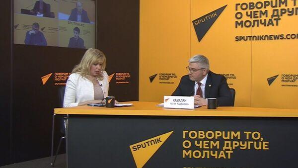Важнейшыя напрамкі развіцця прамысловасці і АПК краін ЕАЭС на 2021 год - Sputnik Беларусь
