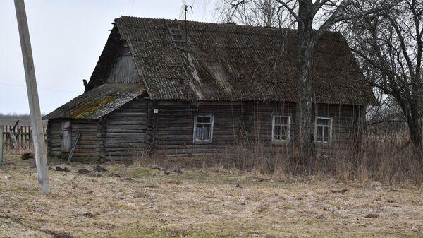 Старый дом в деревне - Sputnik Беларусь