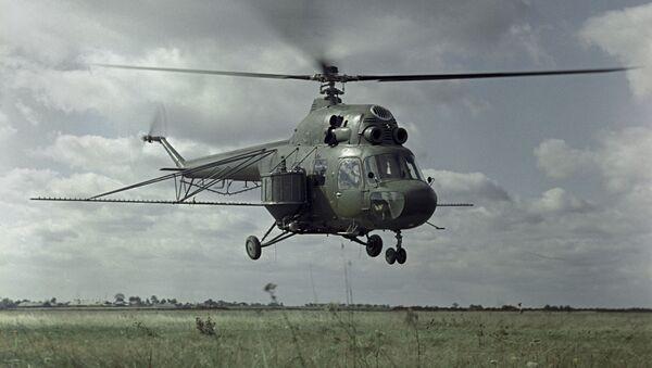 Многоцелевой вертолет Ми-2 - Sputnik Беларусь