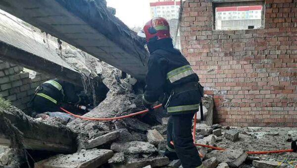 ЧП в Осиповичах: на парня упали три железобетонные плиты - Sputnik Беларусь